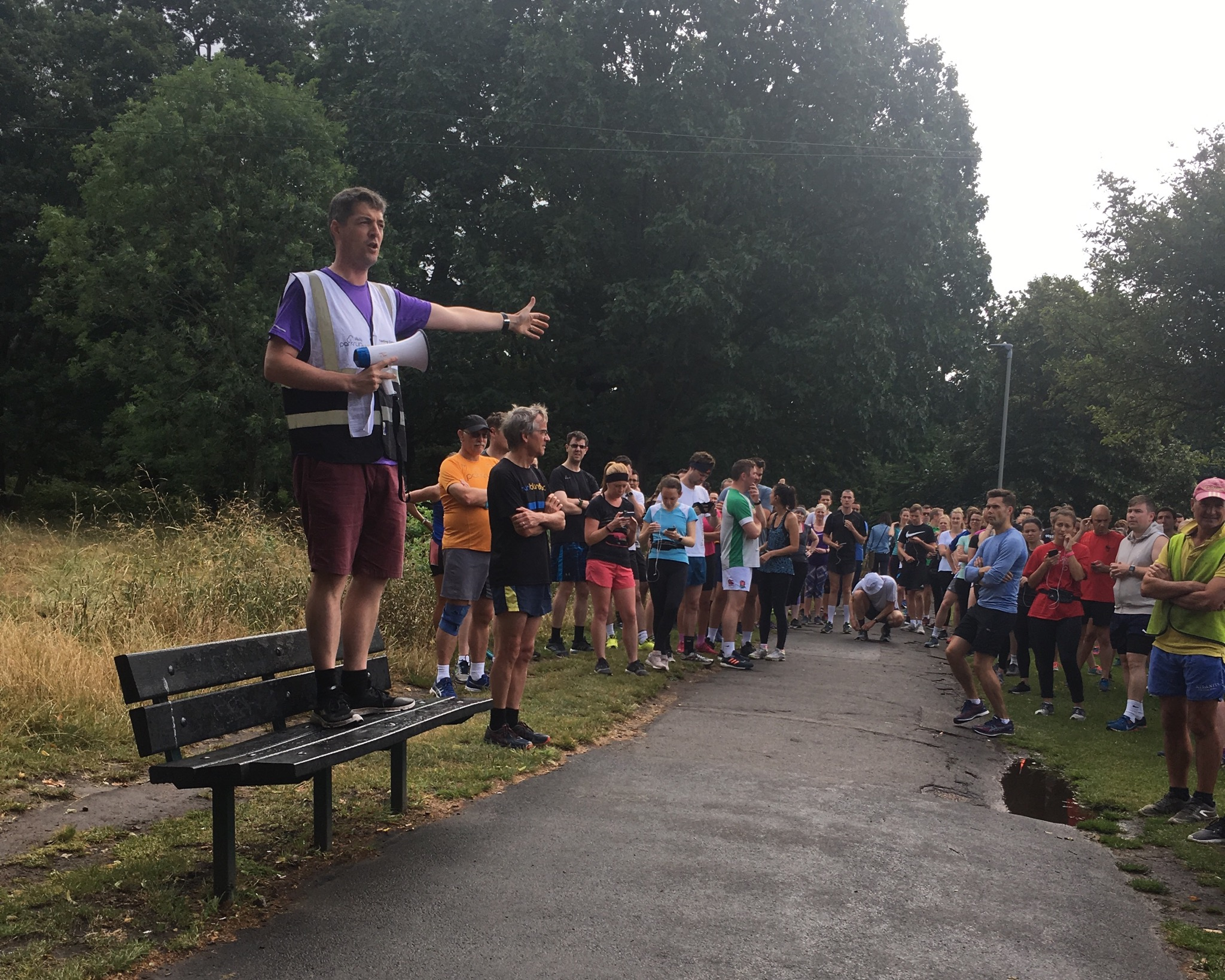 tootingcommonoffice | Tooting Common parkrun
