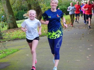 11th Nov parkrun.