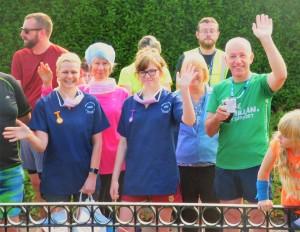 345 NHS staff