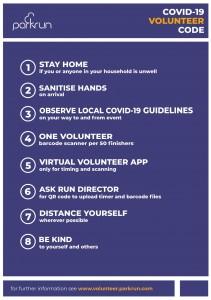 Covid-19 Volunteer Code