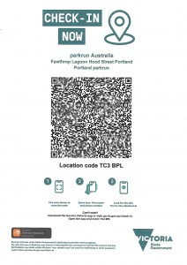 check in QR code