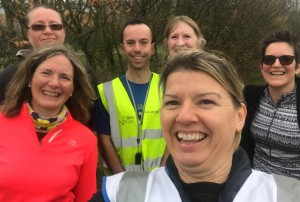 Bedford parkrunners