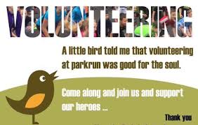 volunteering bird