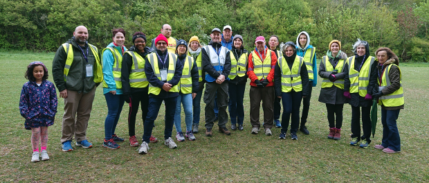 Parkrun #151 Volunteers