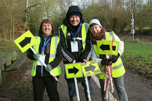 Banbury parkrun Volunteers