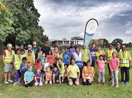 Barking and Dagenham junior parkrun