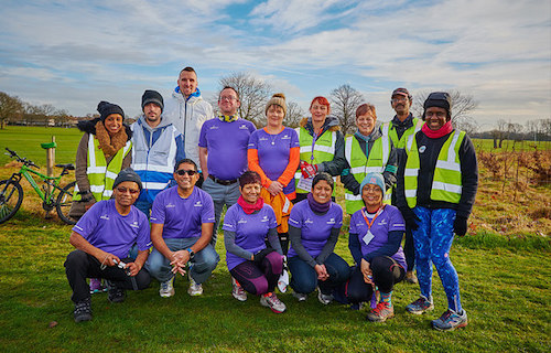 Barking and Dagenham junior parkrun Volunteers