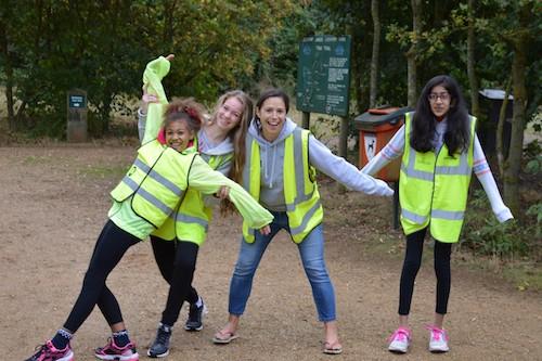 Bedfont Lakes parkrun Volunteers