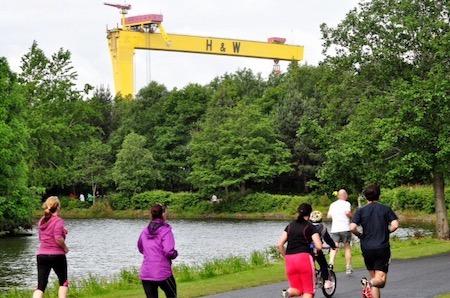 Belfast Victoria parkrun