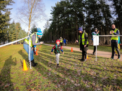 Birches Valley junior parkrun Volunteers