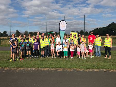 Bodington junior parkrun