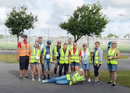 Bognor Regis junior parkrun Volunteers