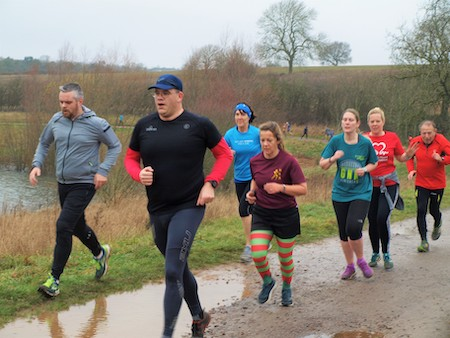 Brixworth Country parkrun