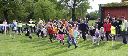 Brockwell junior parkrun