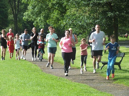 Burnley parkrun