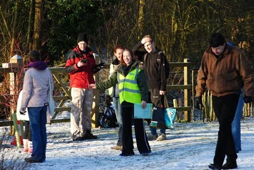 Cambridge parkrun Volunteers