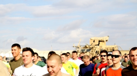 Camp Bastion parkrun