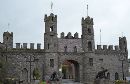 Castle Demense parkrun