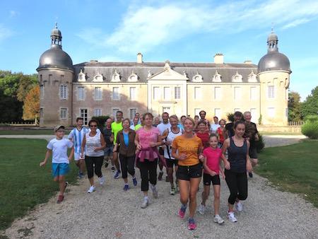 parkrun du Château de Pierre de Bresse