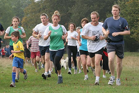 Churchfields Farm parkrun