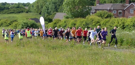 Cotsford Fields parkrun