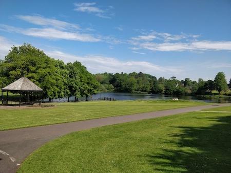 Dungannon Park parkrun
