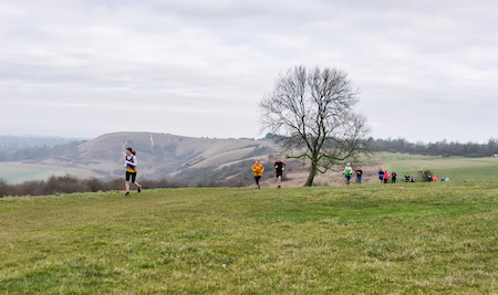 Dunstable Downs parkrun