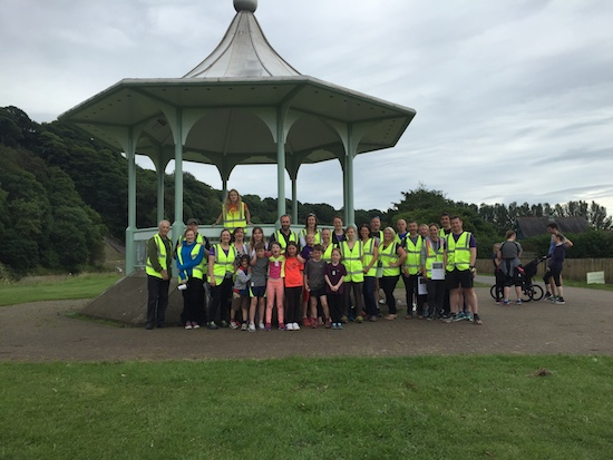 Volunteer Durham City Junior Parkrun