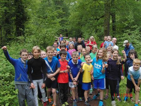 Forest of Dean junior parkrun