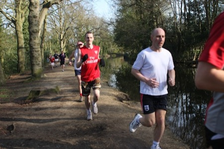 Frimley Lodge parkrun