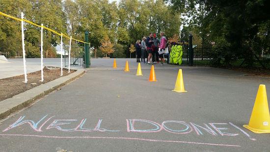 Fulham Palace parkrun Volunteers