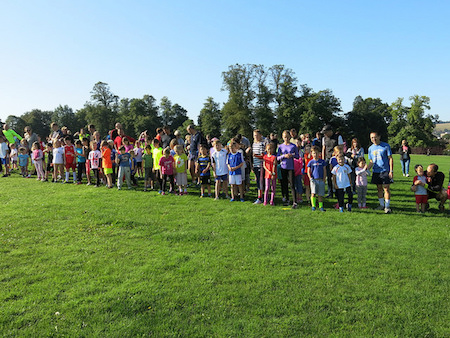 Guildford junior parkrun