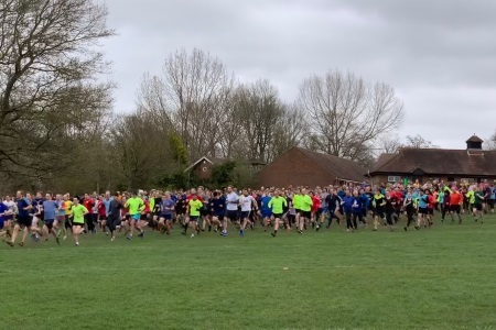 Guildford parkrun