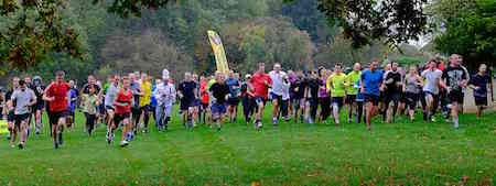 Harrow Lodge parkrun