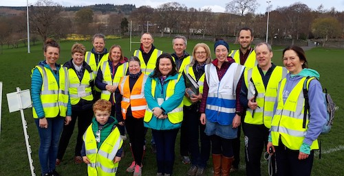 Hay Lodge parkrun Volunteers
