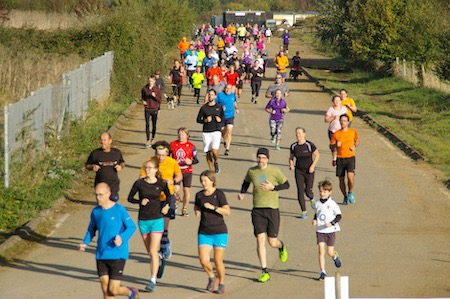Henstridge Airfield parkrun