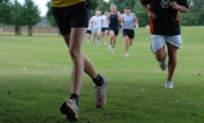 Hereford parkrun