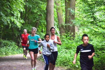 Hockley Woods parkrun