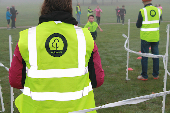 Ipswich junior parkrun Volunteers