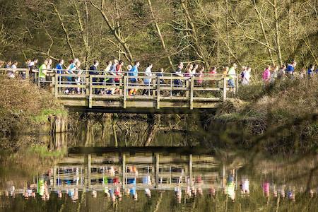 Kingsbury Water parkrun