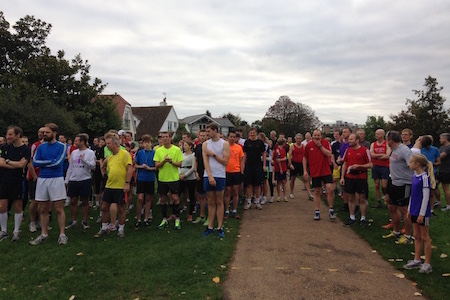 Kingston parkrun
