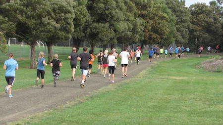 Launceston parkrun