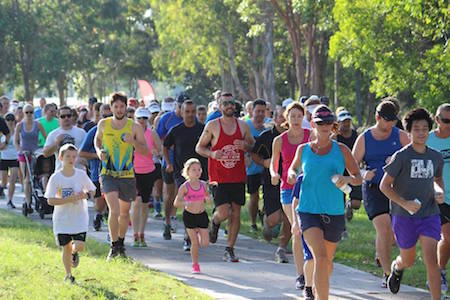 Logan River parkrun