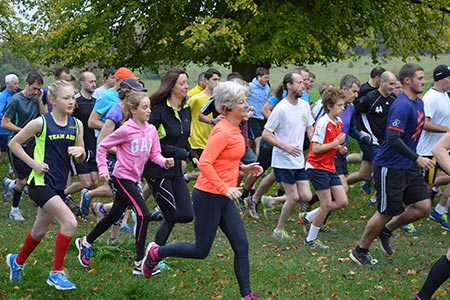 Lymington Woodside parkrun