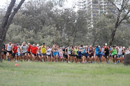 Main Beach parkrun