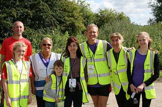 Malling parkrun Volunteers