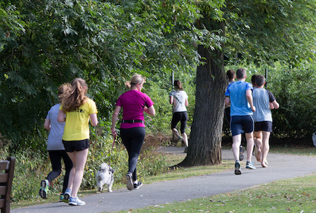 Market Harborough parkrun