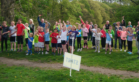 Marple junior parkrun