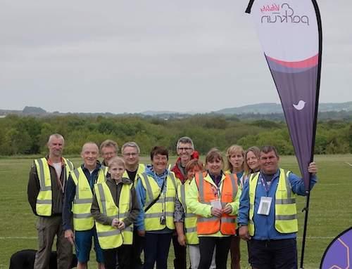 Marshall Drive parkrun, Brotton Volunteers