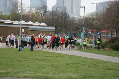 Mile End parkrun